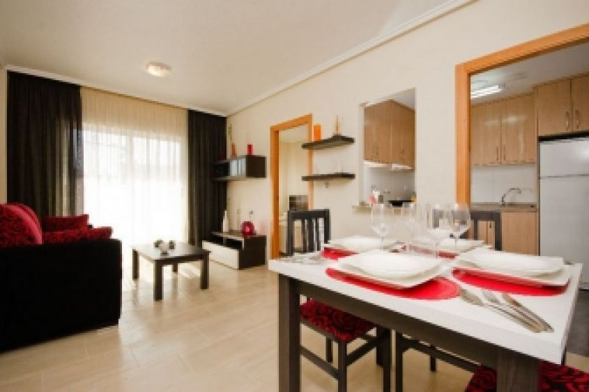 Недвижимость в испании купить апартаменты
